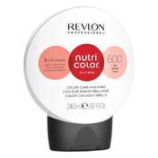 Revlon Professional Nutri Color Filter Kugel 600 Rot 240 ml