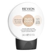 Revlon Professional Nutri Color Filter Kugel 931 Helles Beige 240 ml