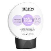 Revlon Professional Nutri Color Filter Kugel 1002 Helles Platin 240 ml