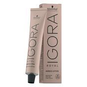 Schwarzkopf IGORA Royal Absolutes 7-450 Mittelblond Beige Gold Natur Tube 60 ml