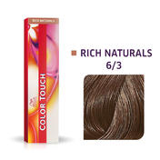 Wella Color Touch Rich Naturals 6/3 Dunkelblond Gold