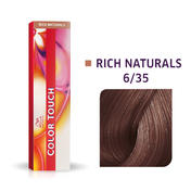 Wella Color Touch Rich Naturals 6/35 Dunkelblond Gold Mahagoni