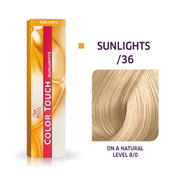 Wella Color Touch Sunlights /36 Gold Violett