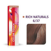 Wella Color Touch Rich Naturals 6/37 Dunkelblond Gold Braun