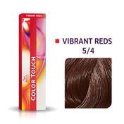 Wella Color Touch Vibrant Reds 5/4 Châtain clair cuivré
