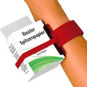 BHK Distributeur tour de poignet sans papier pointe.