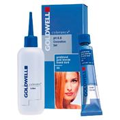 Goldwell Colorantie pH 6,8 2-A blauw-zwart, 1 portie set