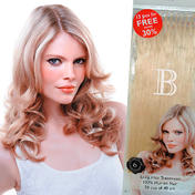 Balmain Fill-In Extensions Value Pack Natural Straight 8.9A