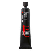 Goldwell Topchic Permanent Hair Color 2N Schwarz Tube 60 ml