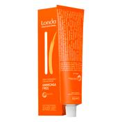 Londa Demi-Permanent Color Creme Ammonia Free 7/43 Mittelblond Kupfer Gold, Tube 60 ml
