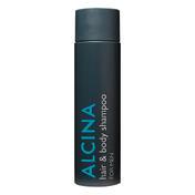 Alcina hair & body Shampoo for Men 250 ml