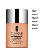 Clinique Anti-Blemish Solutions Liquid Makeup 01 Fresh Alabaster, 30 ml