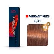 Wella Koleston Perfect Vibrant Reds 8/41 Hellblond Rot Asch, 60 ml