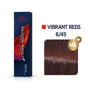 Wella Koleston Perfect Vibrant Reds 6/45 Dunkelblond Rot Mahagoni, 60 ml