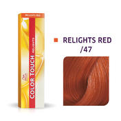 Wella Color Touch Relights Red /47 Rot Braun