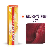 Wella Color Touch Relights Red /57 Mahagoni Braun