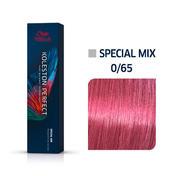 Wella Koleston Perfect Special Mix 0/65 Violett Mahagoni, 60 ml