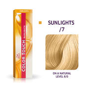 Wella Color Touch Sunlights /7 Braun