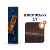 Wella Koleston Perfect Deep Browns 6/7 Dunkelblond Braun, 60 ml