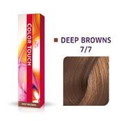 Wella Color Touch Deep Browns 7/7 Mittelblond Braun
