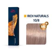 Wella Koleston Perfect Rich Naturals 10/8 Hell Lichtblond Perl, 60 ml