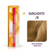 Wella Color Touch Sunlights /8 Perl