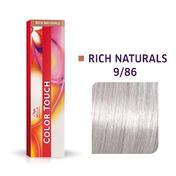 Wella Color Touch Rich Naturals 9/86 Blond clair perle-violet