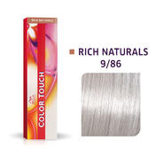 Wella Color Touch Rich Naturals 9/86 Lichtblond Perl-Violett