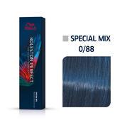 Wella Koleston Perfect Special Mix 0/88 Blau Intensiv, 60 ml