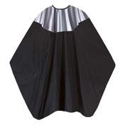 Trend Design Friseurumhang Top Twin X Silber