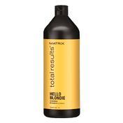 MATRIX Total Results Hello Blondie Shampoo 1 Liter