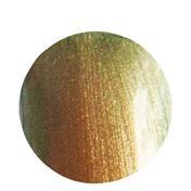 Juliana Nails Gel Lack Aluminium Grün-Gold, 15 ml