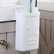 MediaShop Hot Iron Holster Weiß