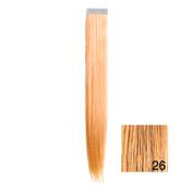 SHE Tape-Extensions 26 Goldhellblond