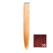 SHE Tape-Extensions 35 Intensivrot