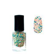 Juliana Nails Glitter Nagellack happy day, Flasche 12 ml