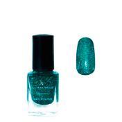 Juliana Nails Glitter Nagellack green sparkles, Flasche 12 ml