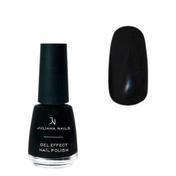 Juliana Nails Longlife Nagellack black velvet, Flasche 18 ml