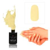 Juliana Nails Gel Lack Pastell Limone, Flasche 6 ml