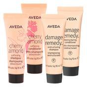 AVEDA 4 Minis sortiert (2x Shampoo + 2x Conditioner)