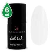 Juliana Nails Gel Lack French/Babyboomer Pure White 6 ml