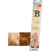Balmain Fill-In Extensions Straight 614/23 Natural Blond/Extra Light Blond