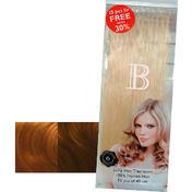 Balmain Fill-In Extensions Value Pack Natural Straight 25/27 Ultra Light Gold Blond/Medium Beige Blond