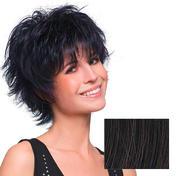 Ellen Wille Perruque en cheveux synthétiques Yvonne Brun Foncé/ Moyen méché