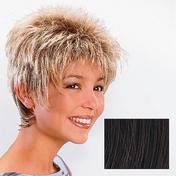 Ellen Wille Perruque en cheveux synthétiques Rimini Brun Foncé/Moyen méché