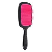Jäneke Detangler Brush Schwarz/Pink