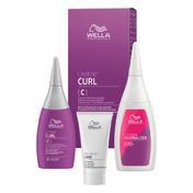 Wella Creatine+ Curl Hair Kit C/S - für coloriertes und sensibles Haar