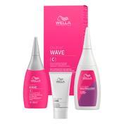 Wella Creatine+ Wave Hair Kit C/S - für coloriertes und sensibles Haar