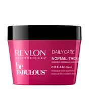 Revlon Professional Be Fabulous Daily Care Normal/Thick Hair C.R.E.A.M. Mask 200 ml