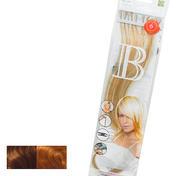 Balmain Fill-In Extensions Natural Straight Duotone 12/25 Medium Blond/Ultra Light Gold Blond
